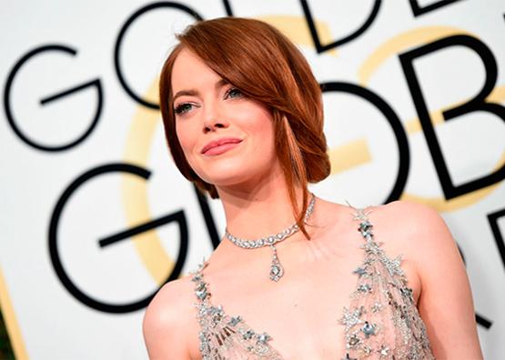 Las mejor vestidas de los Globos de Oro 2017