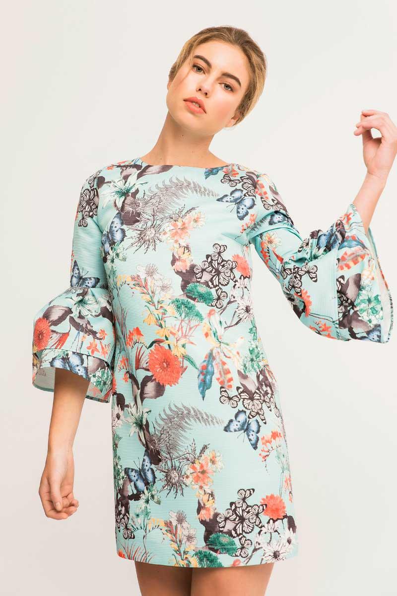 vestido corto mynes apparentia