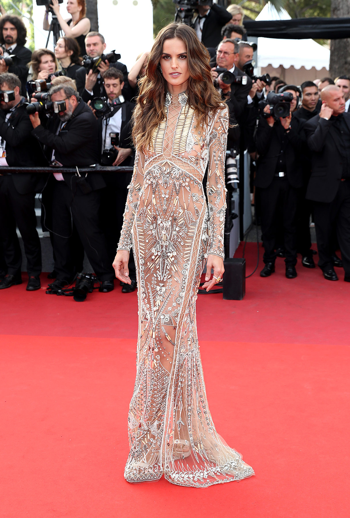 La alfombra roja del festival de cine de cannes top 10 bestdressed apparentia - Dresses from the red carpet ...