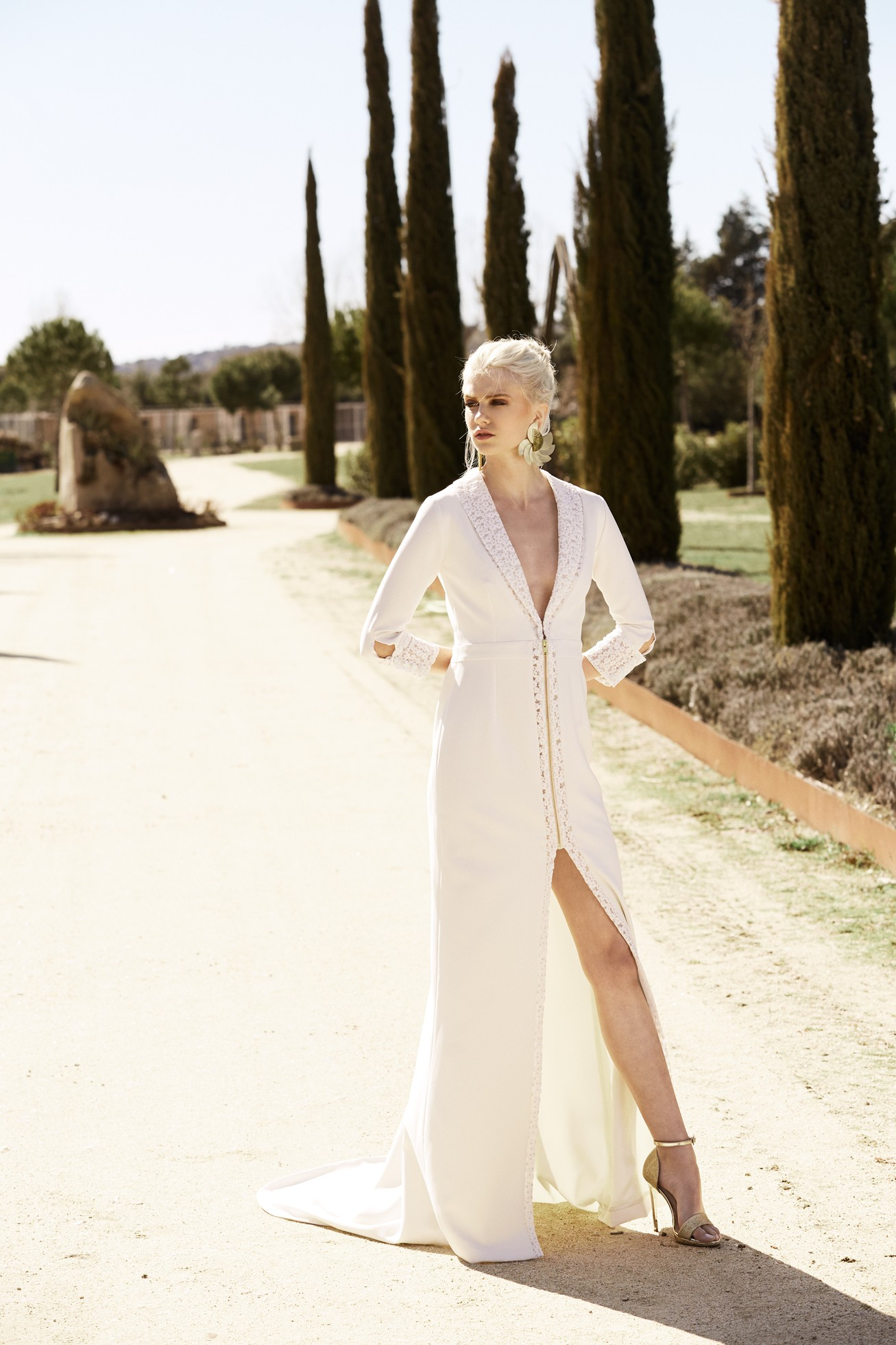 vestidos apparentia novias bridal collection