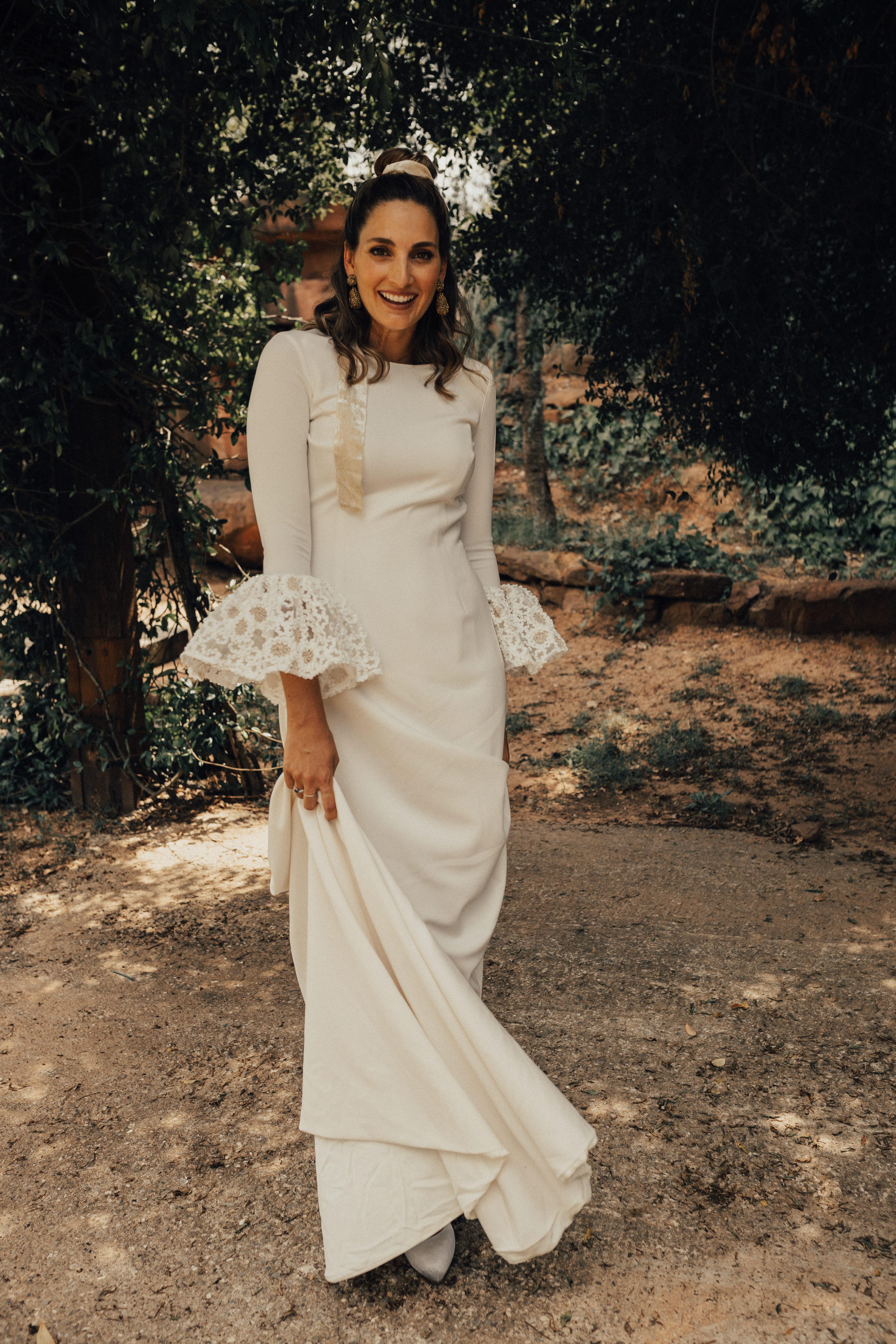estefania herranz miss cavallier stylelovely confesiones de una boda vestido novia apparentia
