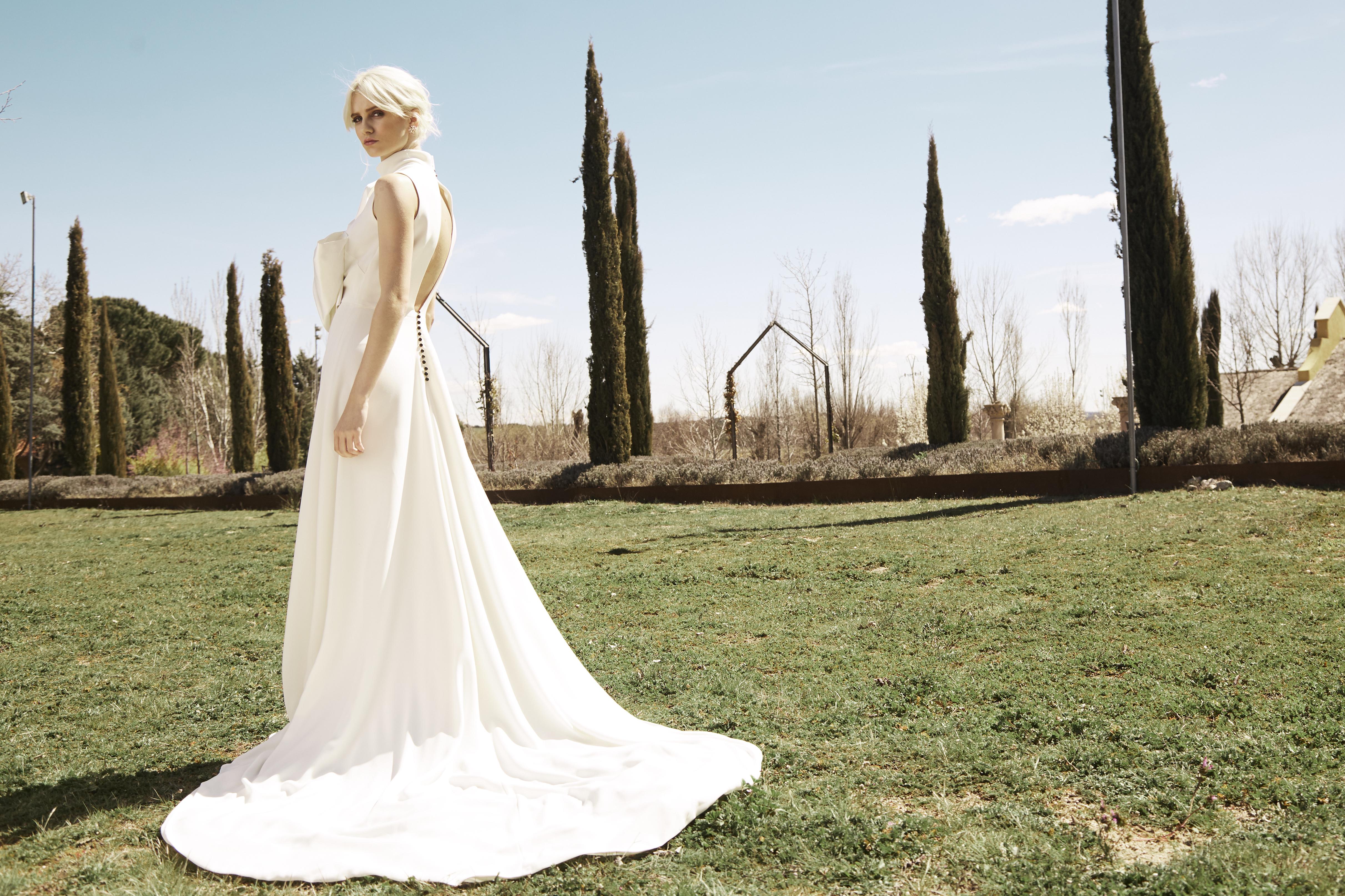 vestidos novia apparentia