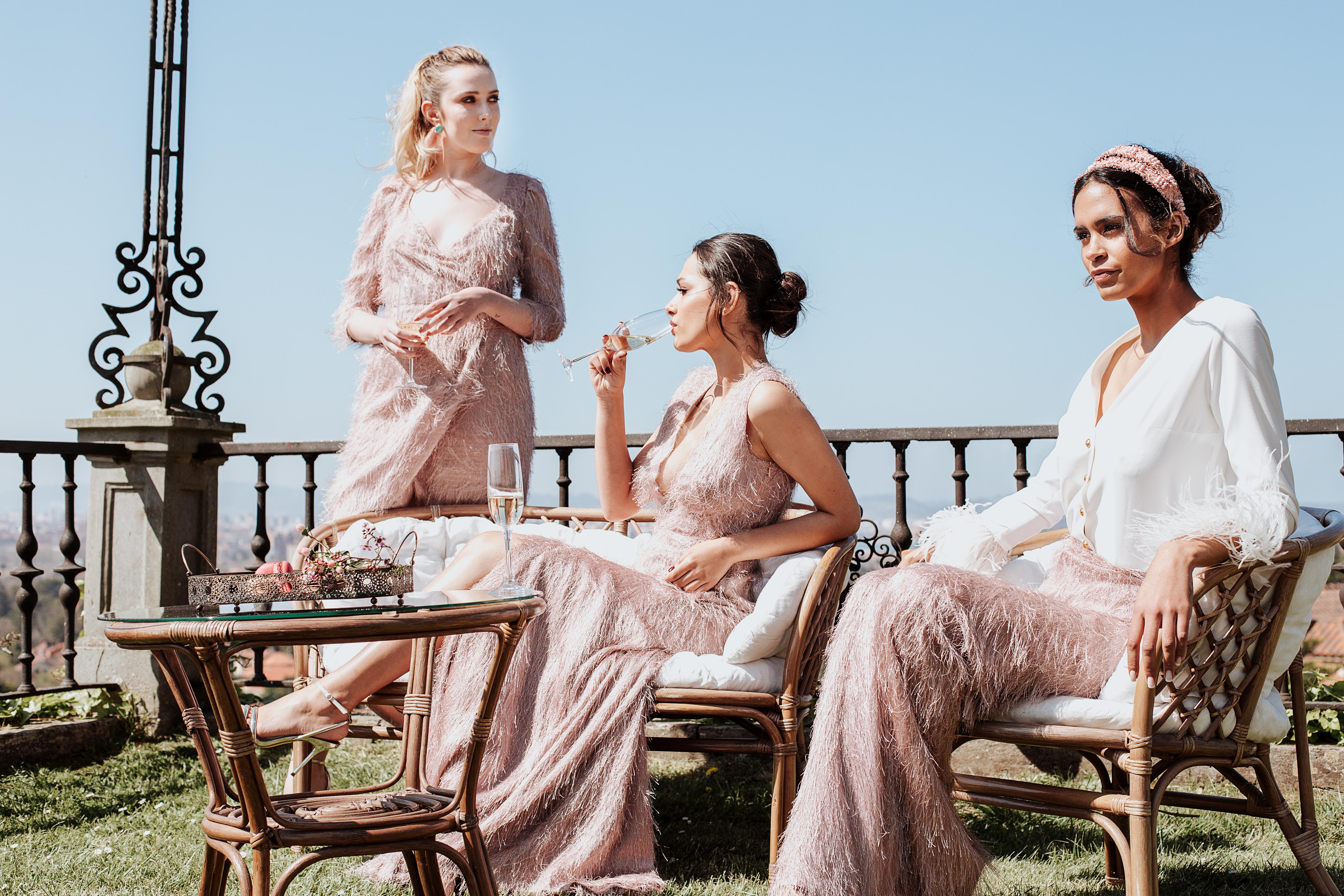 coleccion delirio apparentia verano vestidos largos cortos invitadas pantalones blusas faldas tops bodas
