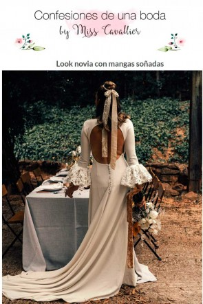 miss cavallier confesiones de una boda con vestido de novia de apparentia bridal collection wedding dress