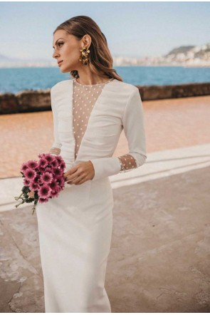 blogger bridalada vetidos novia bridal collection apparentia