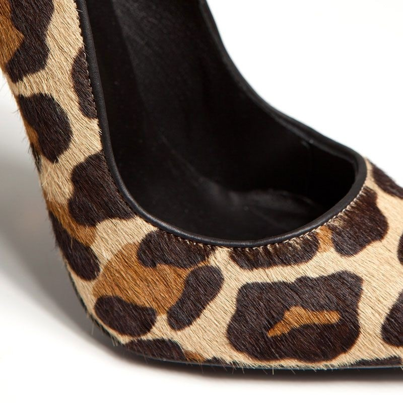 stiletto leopardo potro tacon 9cm