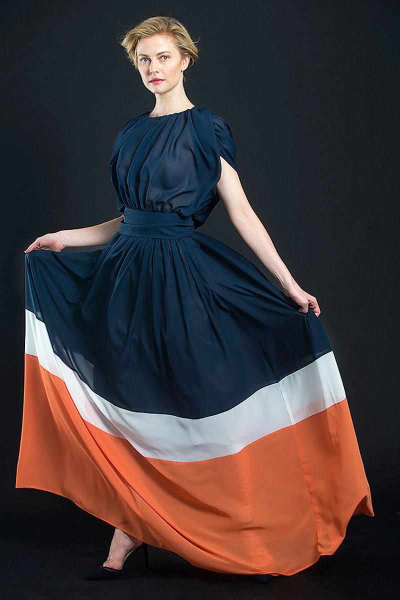 035b71227 Complementos para vestido azul marino y blanco – Vestidos de boda
