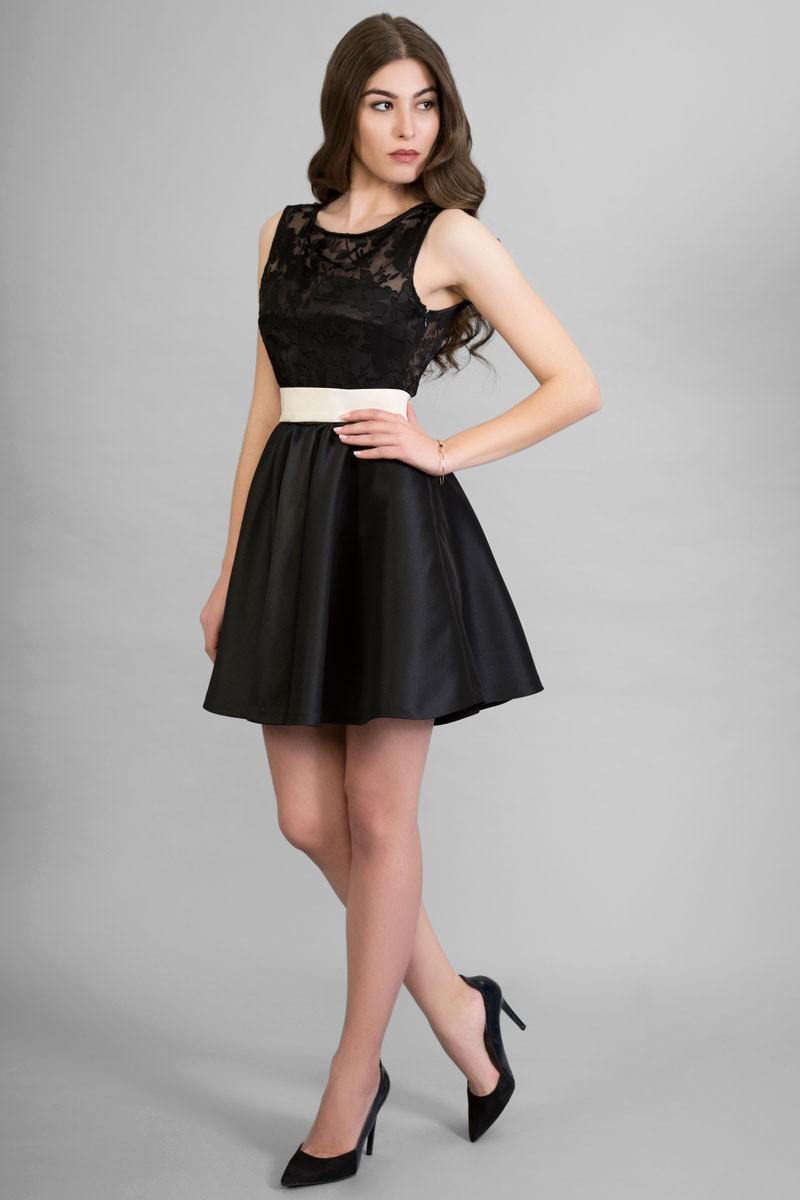 Vestidos de fiesta en negro