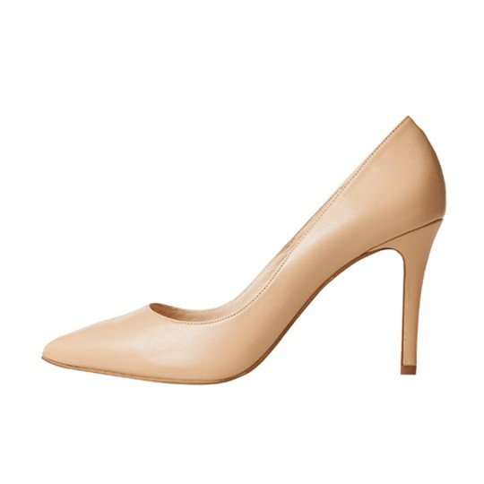 stiletto salon piel nude tacon aguja color nude comprar online invitada boda fiesta evento