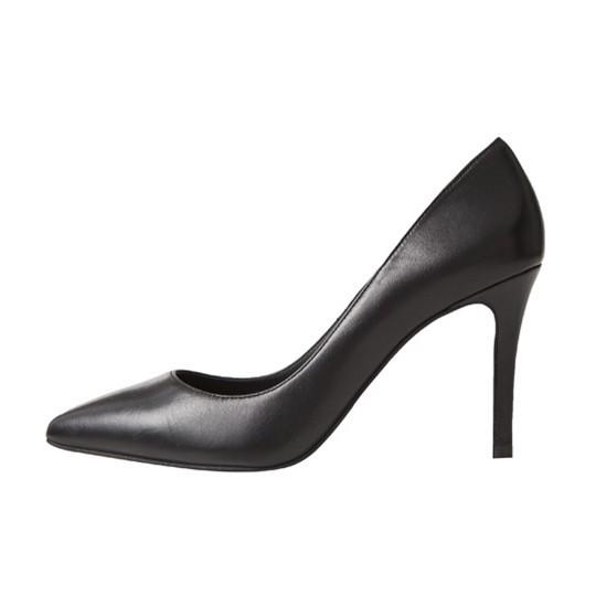 ed9173ed4a8a9 zapato fiesta salon piel negra bautizo comunion boda nochevieja evento  shopping