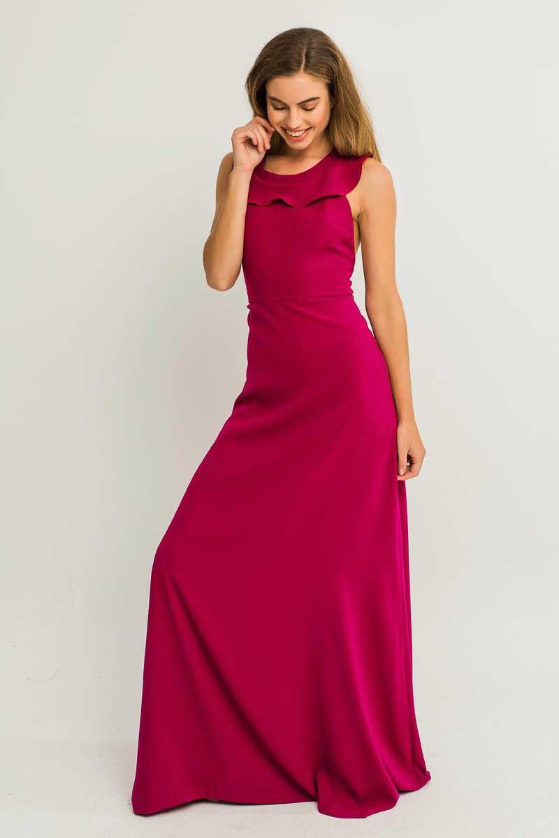 Vestidos Largos Ajustados Elegantes