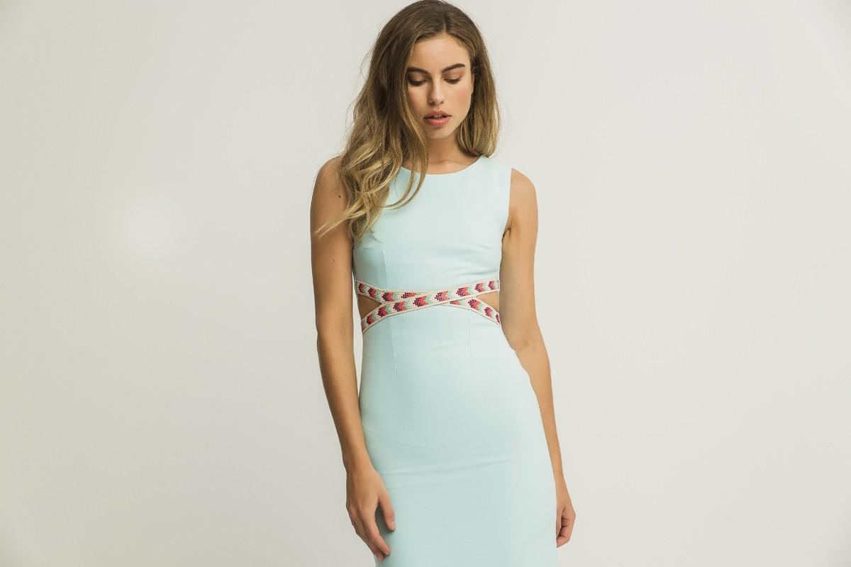 Pasamaneria especial para vestidos de fiesta