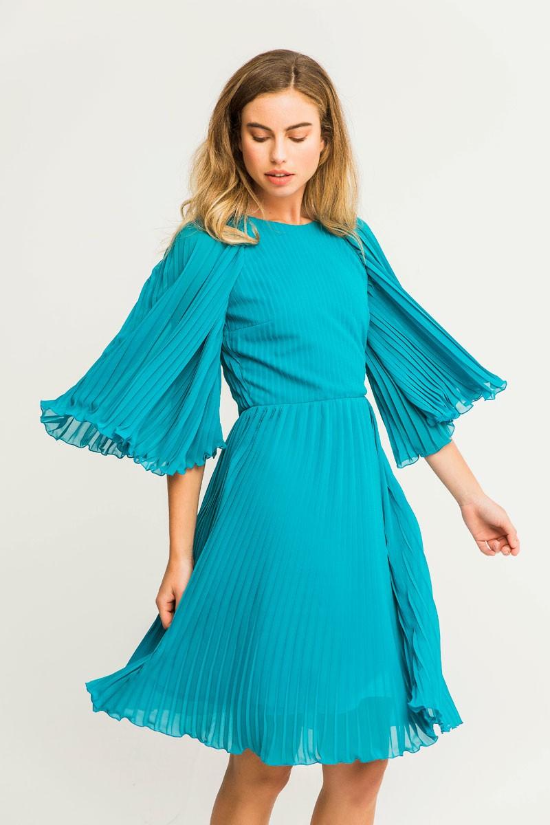 b67599e2e7 vestidos cortos de fiesta para invitadas de bodas con lazada en espalda  descubierta shopping eventos comuniones