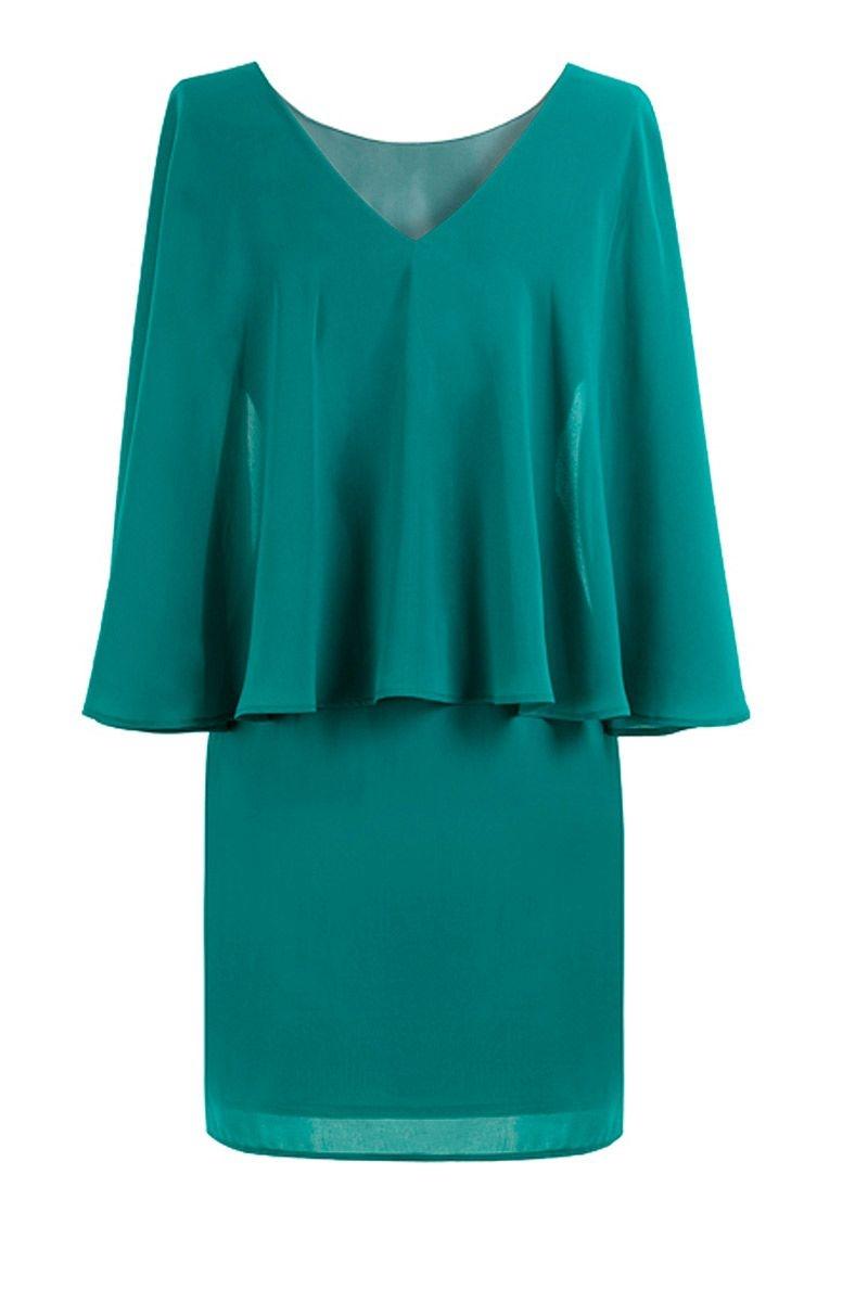 Comprar vestido de fiesta turquesa