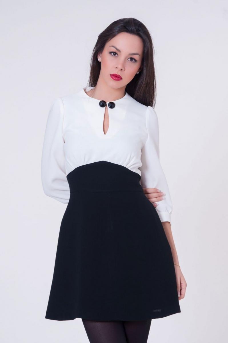 Vestidos de la blanco