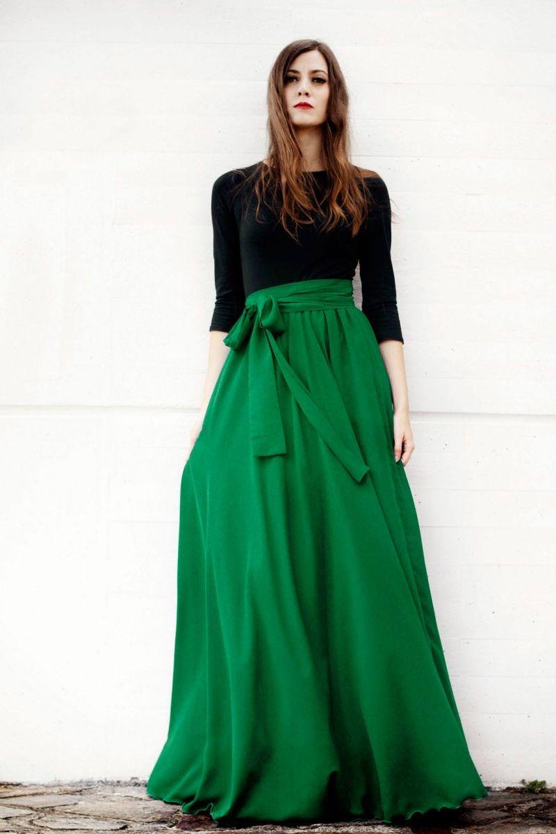Negro De Verde Vestidos Largos Y Online Arimoka Fiesta aZvaO1Wgq