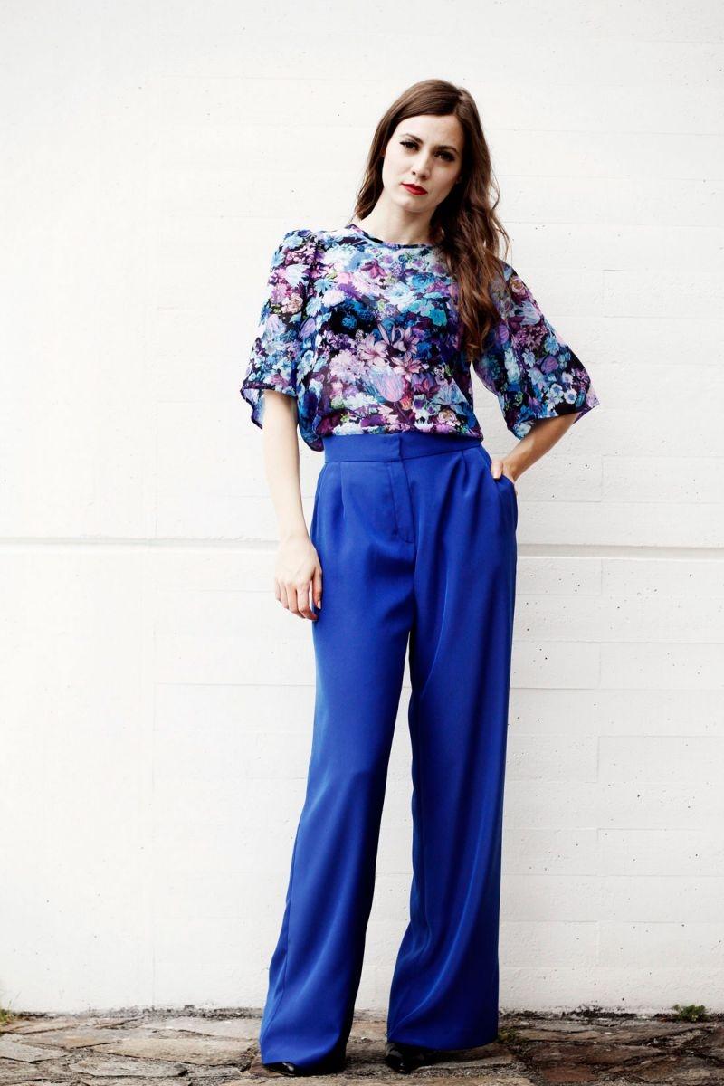 para fiesta pantalon boda online blusa arimoka y traje de de HZqI77
