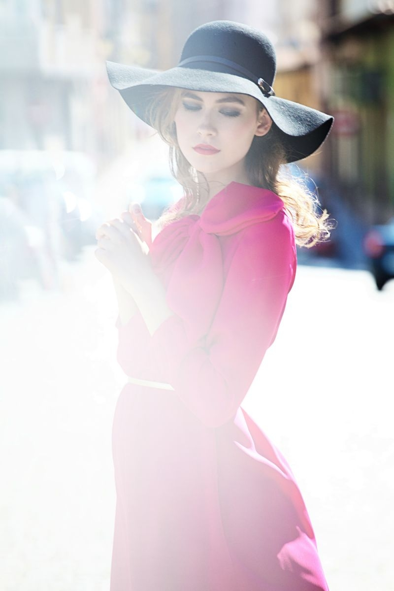 Magnífico Vestidos De Dama De Color Rojo Un Hombro Elaboración ...
