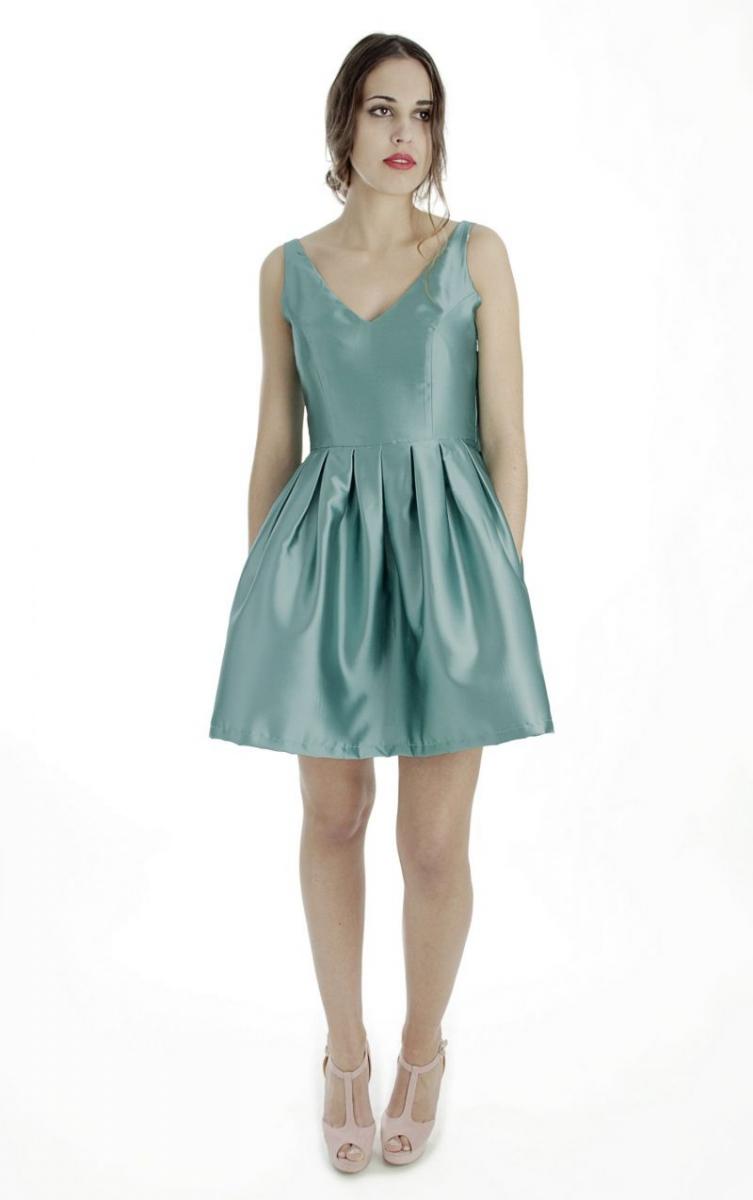 Comprar vestido fiesta azul