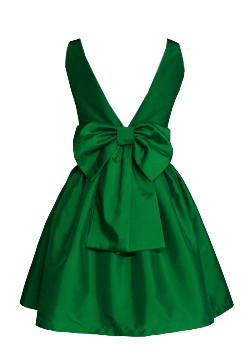 Lazo vestido de fiesta