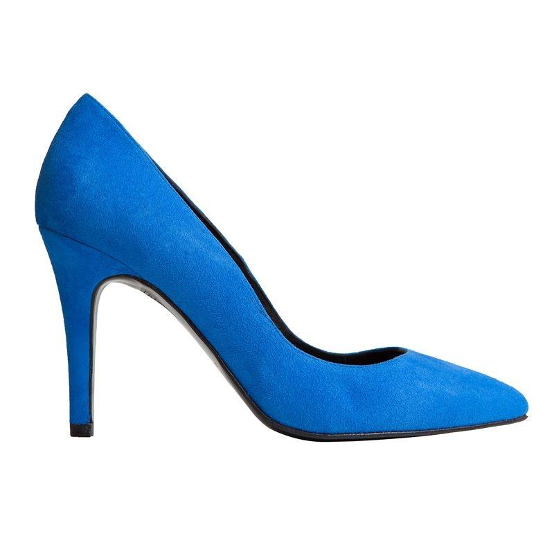 salon de zapatos cm azul 9 tacon mas34 comodo de con dxqvpTPwx