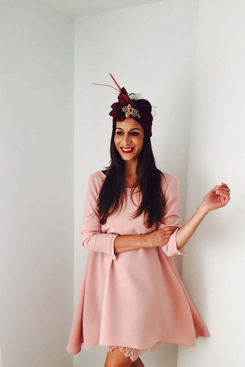 Vestido Capa Chantilly