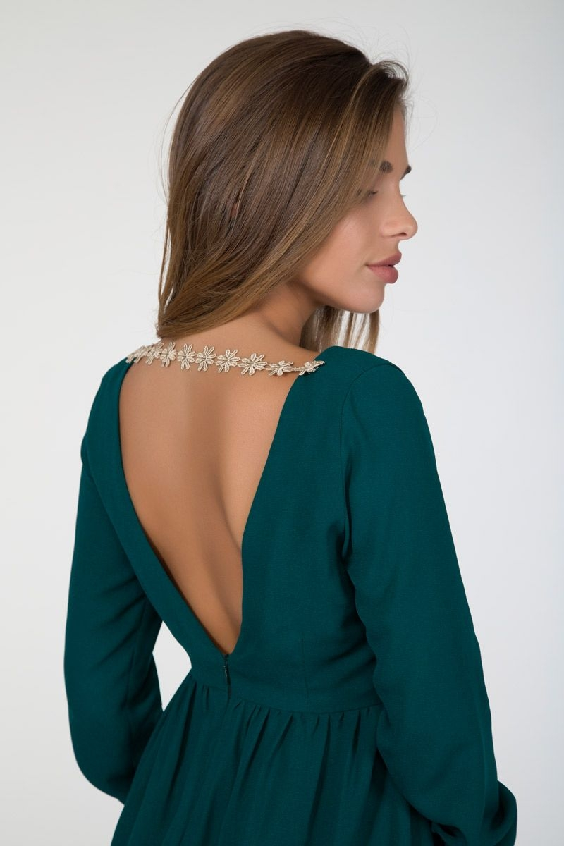 Bajo vestido sin nada en tienda de ropa - 1 part 4