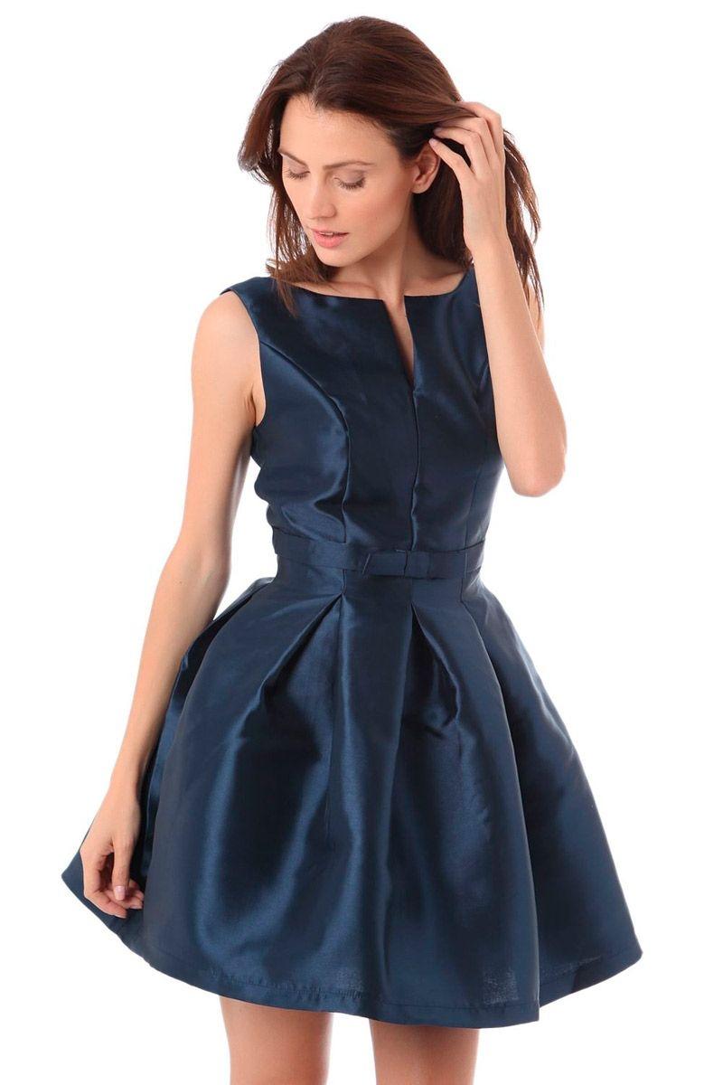 Complementos para vestido azul marino fiesta