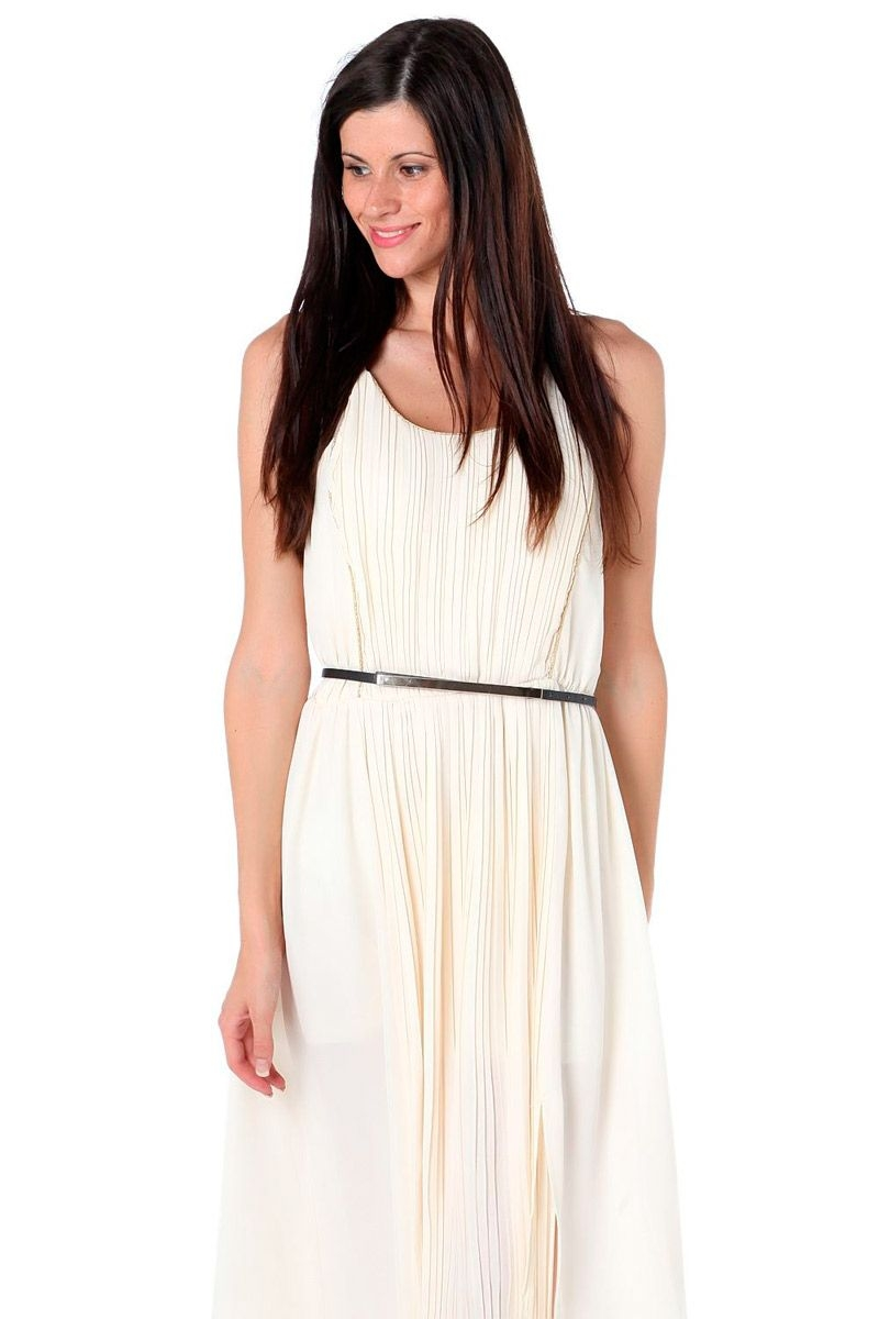 Vestido Bershka plisado | Vestidos plisados, Vestidos de