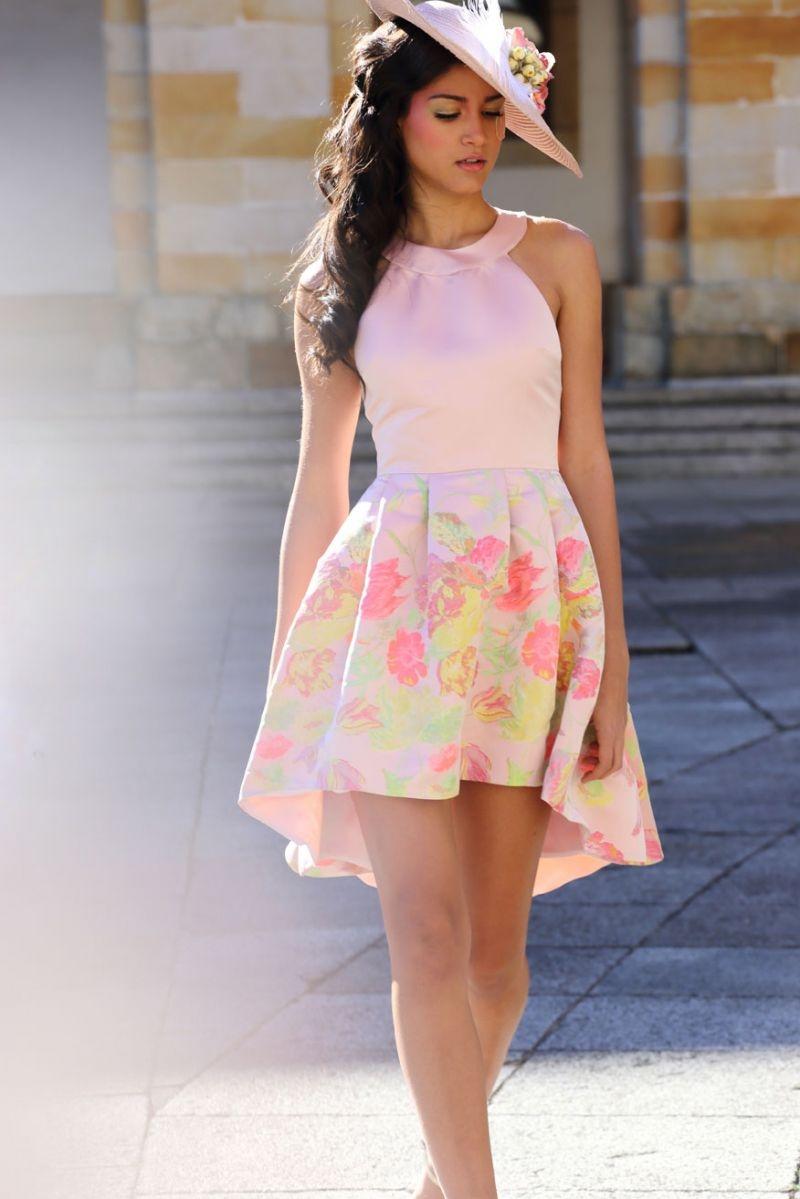 Vestidos cortos de verano para bodas