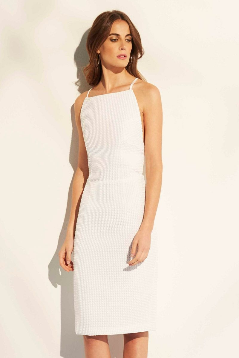 Vestidos para bautizo mujer blanco