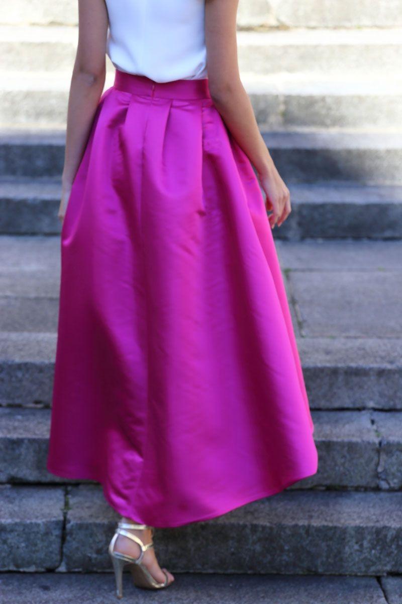 Bajo falda falda larga tanga de encaje - 3 part 9