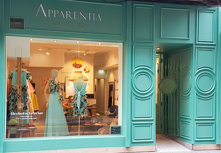Apparentia Showroom